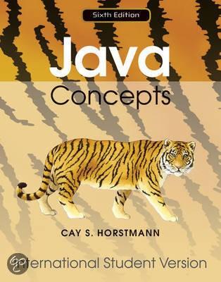 Java Concepts #8
